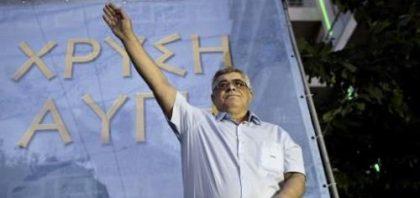 Grèce : reprise de la persécution judiciaire contre Aube Dorée