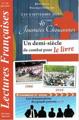 Lectures Francaises 710