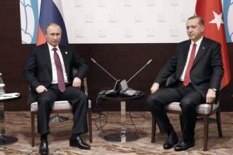 Turquie : Erdogan s'excuse auprès de Poutine pour l'avion russe abattu