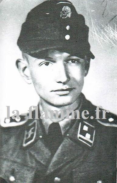Abel Chapy  1er juillet 1920  –  29 juillet 1989