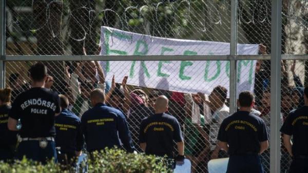 Hongrie_frontières_Serbie_UNHCR