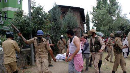 Inde : l'armée tire sur les manifestants séparatistes du Cachemire