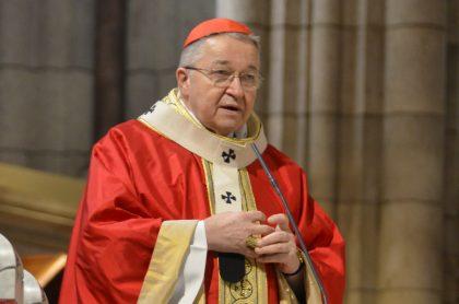 Le cardinal André Vingt-Trois dénonce «le silence des élites devant les déviances des mœurs et la légalisation des déviances»
