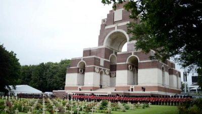 Thiepval_commemoration_Somme_1