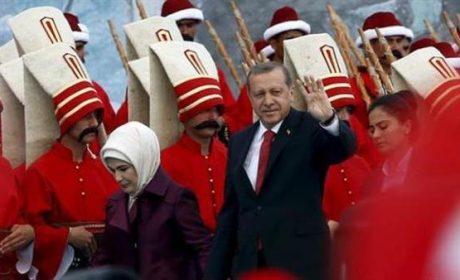 Turquie : Erdogan, le sultan aux petits pieds menace les Européens !