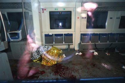 Attaque à la hache dans un train allemand, l'agresseur crie «Allahu Akbar»