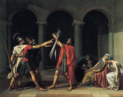 david-le-serment-des-horaces-1784-85