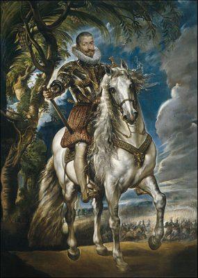 428px-Retrato_ecuestre_del_duque_de_Lerma_(Rubens)