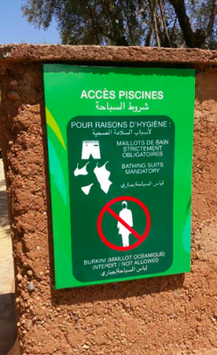 Intediction-burkini-au-Maroc