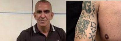 Paolo Di Canio suspendu d'antenne pour avoir montré ses tatouages pro-Mussolini