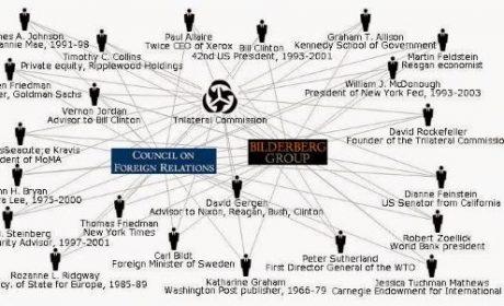 Bilderberg ,Trilatérale par Pierre de Villemarest (vidéo)