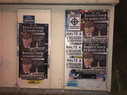 Action de propagande du PNF Bourgogne