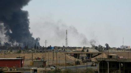 Irak : attaque chimique de l'État Islamique contre les forces américaines