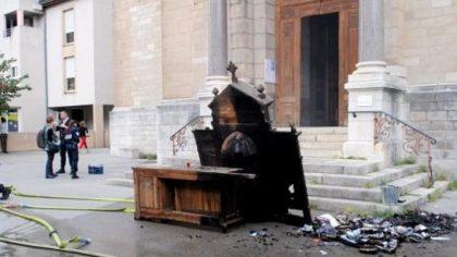 Millau : un envahisseur marocain tente d'incendier 3 églises. Il est libéré