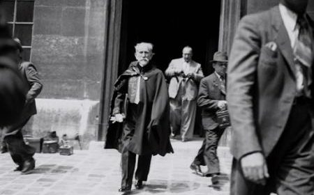 Discours de Charles Maurras lors de son entrée à l'Académie Française (vidéo)