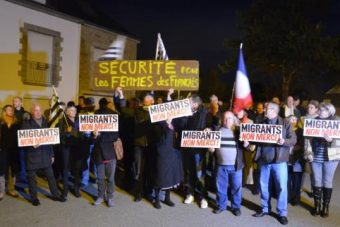 Arzon : scandaleuse condamnation des manifestants contre l'invasion et les agressions