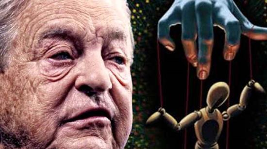 Avec la Hongrie, dénonciation des menées subversives de Georges Soros