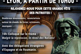 XIXème FORUM DE LA NATION - 11 MARS 2017 - LYON