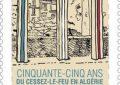 La Poste commémore le « Cessez-le-feu » en Algérie