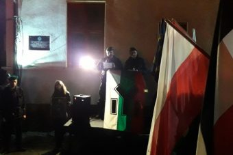 Discours d'Yvan Benedetti à l'issue de la Lukovmarch 2017