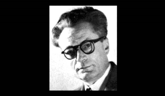 Paul Rassinier  18 mars 1906  –  28 juillet 1967