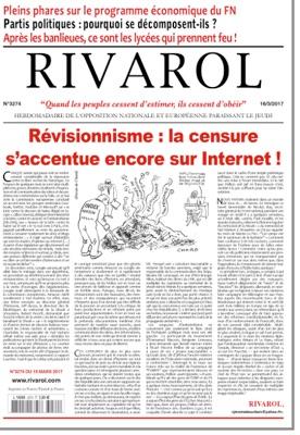 Révisionnisme : la censure s'accentue encore sur Internet !