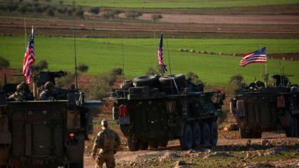 Syrie : les États-Unis à Racca, au secours de la stratégie sioniste du chaos