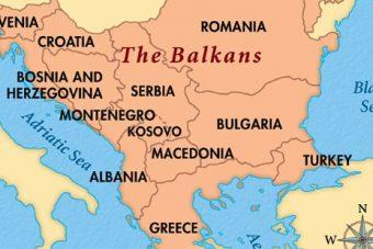 Seconde guerre mondiale - La conquête des Balkans (vidéo)