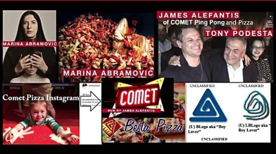 L'Affaire #PizzaGate – Ping Pong Comet (vidéo)