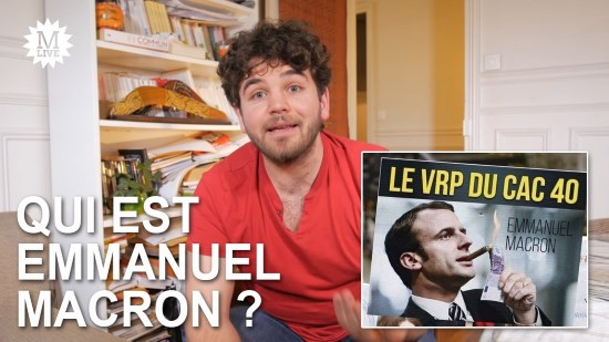 Qui est Emmanuel Macron ? (vidéo)