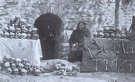 5 mai 1876 Le massacre des Bulgares de Batak par les Bachis-Bouzouks de l'Empire ottoman