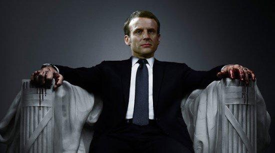 Macron élu, Le Pen mord la poussière