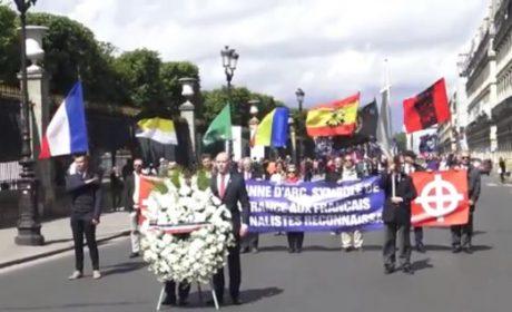 Reportage LDC News sur l'hommage à Jeanne d'Arc du PNF (vidéo)