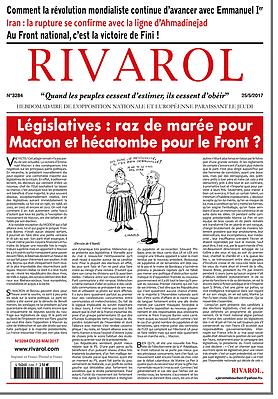 Législatives : raz de marée pour Macron et hécatombe pour le Front ?