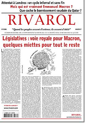 Législatives : voie royale pour Macron, quelques miettes pour tout le reste