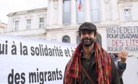 Nice : l'État échoue à neutraliser le traître Cédric Herrou
