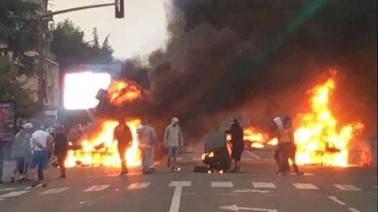 Pau : émeutes du clan du voyou gitan, abattu par la police à Toulouse