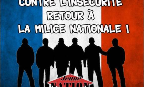 Hellemmes : contre la justice républicaine complice des criminels : regroupez-vous, défendez-vous !
