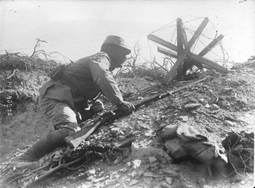 Un témoignage sur la Grande Guerre : le sergent Drieu La Rochelle aux Dardanelles