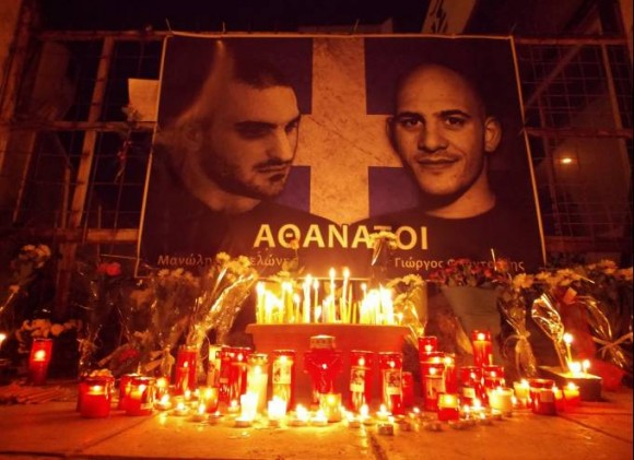 Lambros Fountoulis: «Nous avons une obligation sacrée vis-à-vis du sacrifice de nos jeunes hommes»