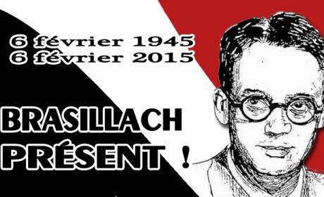 Robert Brasillach: un héros nationaliste