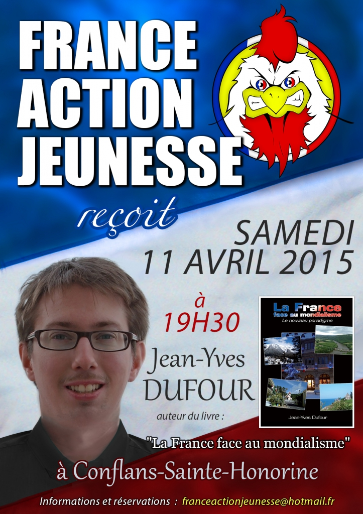 95 : Conférence de Jean-Yves Dufour