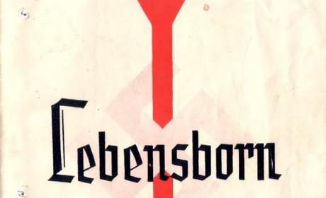 Pour la famille : Lebensborn, une autre vision