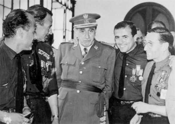 Agustín Muñoz Grandes       27 janvier 1896 – 11 juillet 1970