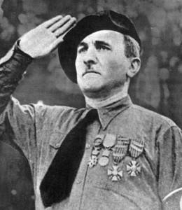 Joseph Darnand  19  mars 1897  –  10 octobre 1945