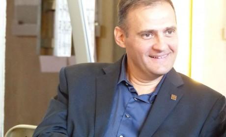 Forum de l'Europe : Yvan Benedetti, directeur de Jeune Nation