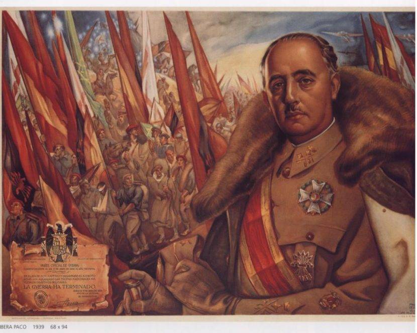 1er avril 1939 : fin de la guerre d'Espagne, victoire de la Croisade