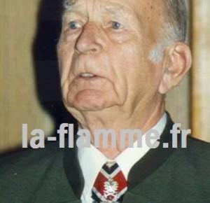 Otto Kumm   1er octobre 1909  -  23 mars 2004