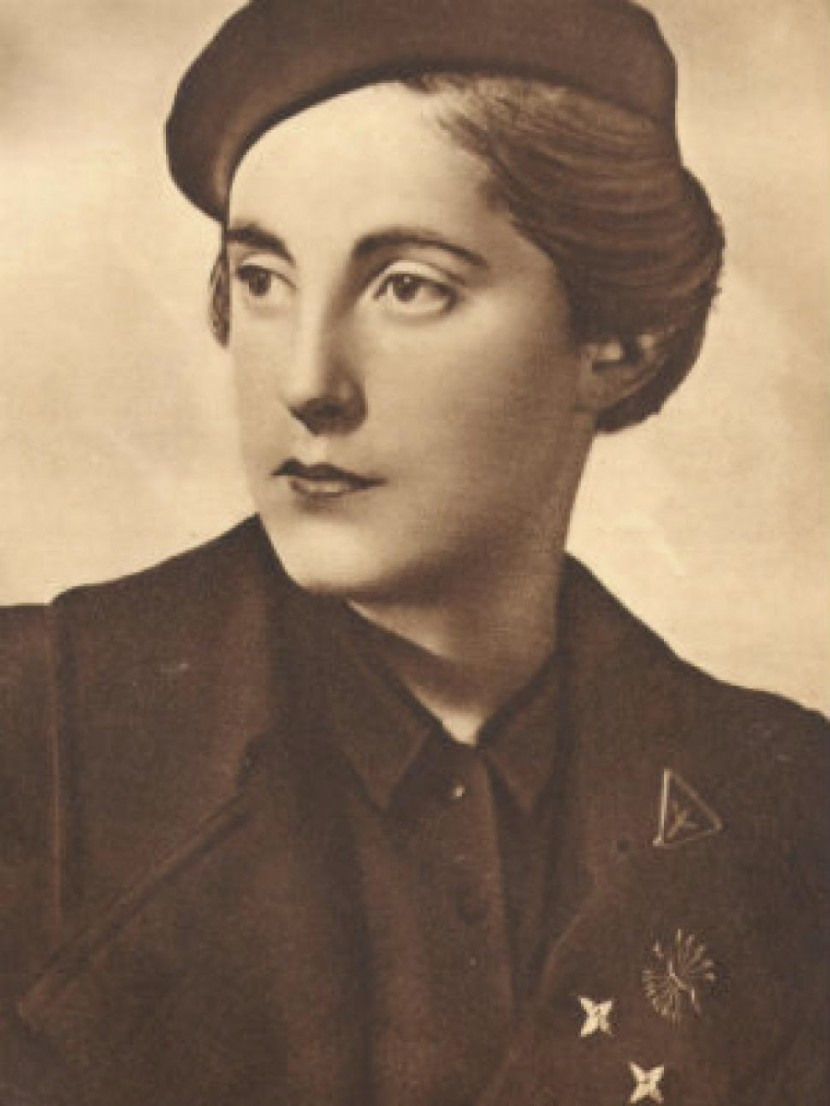 Pilar Primo de Rivera 4 novembre 1907 – 17 mars 1991