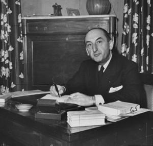 Fernand de Brinon  26 août 1885  –  15 avril 1947